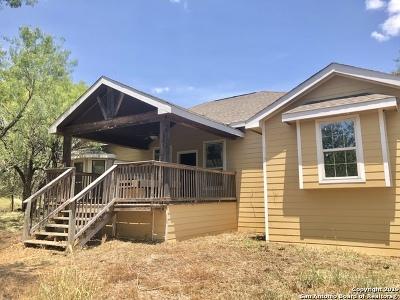Atascosa County Single Family Home New: 393 Cactus Ln