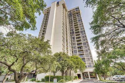 San Antonio Condo/Townhouse New: 7701 Wurzbach Rd #1607