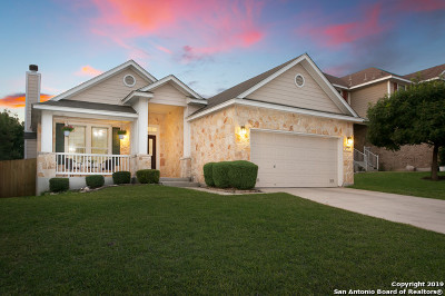 San Antonio Single Family Home New: 979 Persian Garden