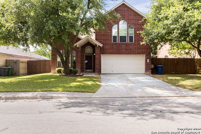 San Antonio Single Family Home New: 5859 Creekway