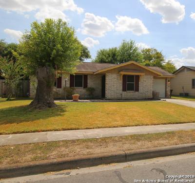 San Antonio Single Family Home New: 4710 Casa Oro St