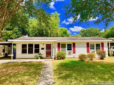 San Antonio Single Family Home Active Option: 131 Banbridge Ave
