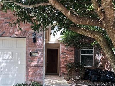 San Antonio Single Family Home New: 10727 Rimfire Run Ln
