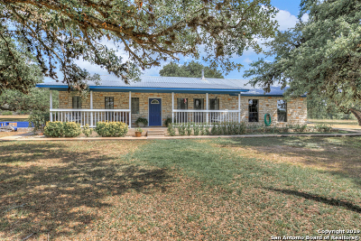 San Marcos Single Family Home New: 913 Settlers Rd