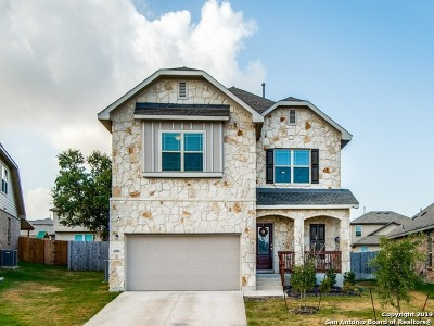 San Antonio Single Family Home New: 6086 Akin Circle