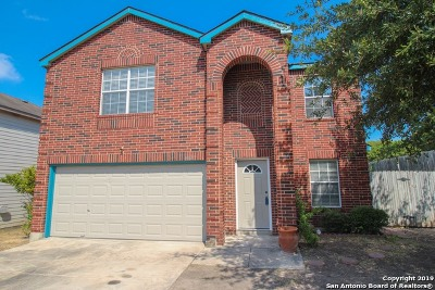 San Antonio Single Family Home New: 8427 Jaclyn Park