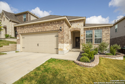 Boerne Single Family Home New: 7711 Valle Local