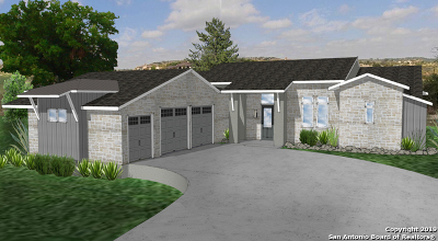 Kerrville Single Family Home New: 1017 Cielo Dr