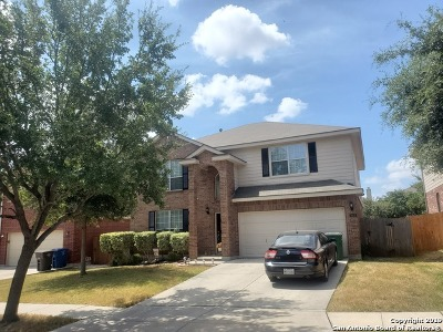 Helotes Single Family Home New: 8918 Firebaugh Dr