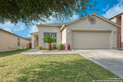 San Antonio Single Family Home New: 10108 Villa Del Lago