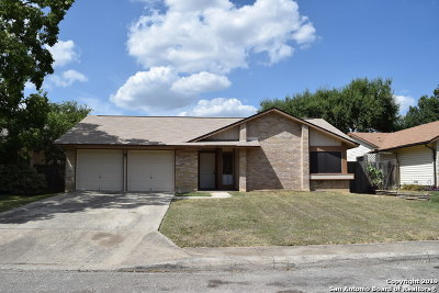 San Antonio Single Family Home New: 9459 Lands Point St