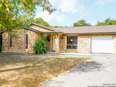 San Antonio Single Family Home New: 5719 Swift Creek Dr