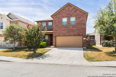 San Antonio Single Family Home New: 923 Spello Circle