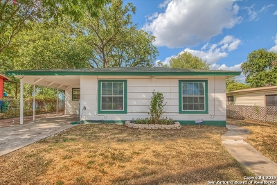 San Antonio Single Family Home New: 235 Havana Dr