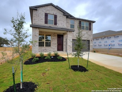 San Antonio Single Family Home New: 13021 Maridell Park