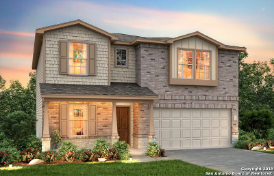 New Braunfels Single Family Home New: 204 Texas Thistle