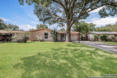 San Antonio Single Family Home New: 4434 Eisenhauer Rd