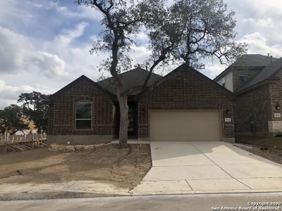 Boerne Single Family Home New: 8228 Scarlet Gaura