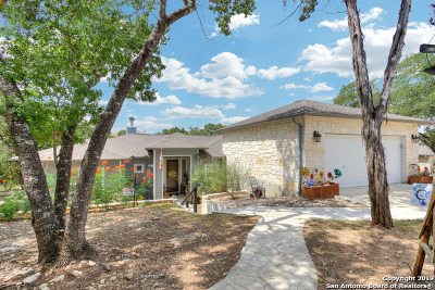 Canyon Lake Single Family Home New: 284 Gallagher Dr