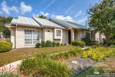 San Antonio Single Family Home New: 11 Bryanston Ct