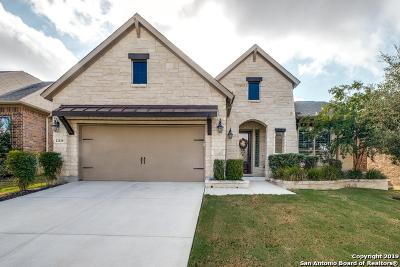 San Antonio Single Family Home New: 12430 Suncatcher