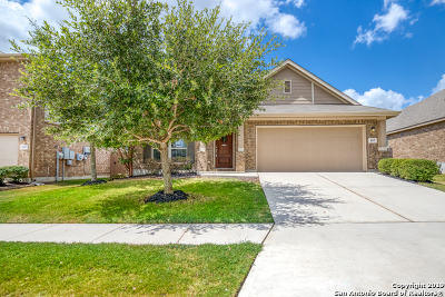 Cibolo Single Family Home New: 105 Buckskin Way
