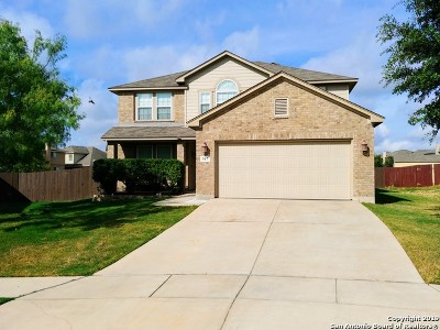 Cibolo Single Family Home New: 517 Turnberry Way