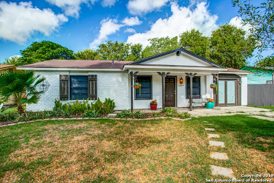 San Antonio TX Single Family Home New: $139,000