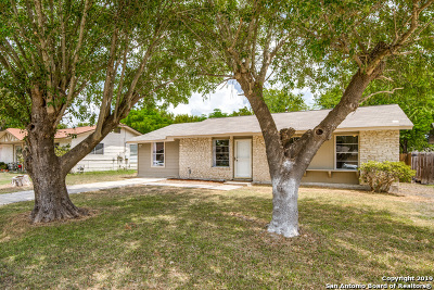 San Antonio TX Single Family Home New: $139,900