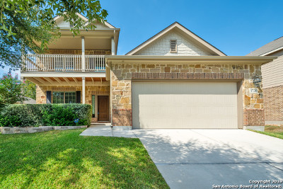 New Braunfels Single Family Home New: 1724 Sunspur Rd