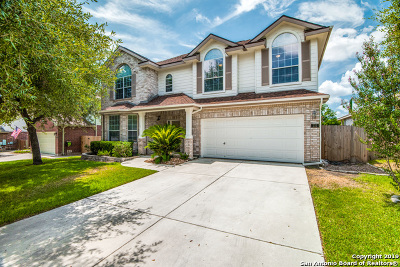 Cibolo Single Family Home New: 232 Eagle Flight