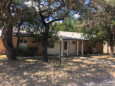 Bandera County Single Family Home Back on Market: 305 Montague Dr
