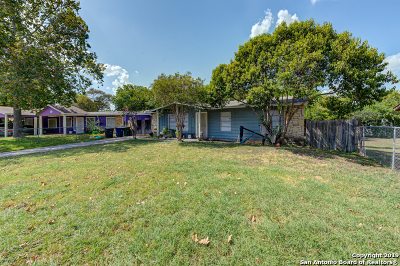 San Antonio TX Single Family Home New: $109,999
