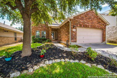 San Antonio Single Family Home New: 3707 Mill Meadow Dr