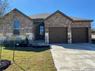San Antonio Single Family Home New: 28445 Shailene Drive