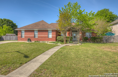 New Braunfels Single Family Home New: 1964 Round Table