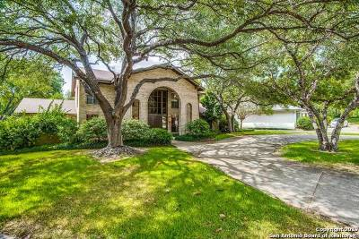 Bexar County Single Family Home Active Option: 216 Sheffield