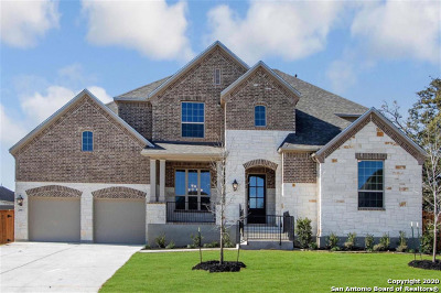 San Antonio Single Family Home New: 2007 Buckner