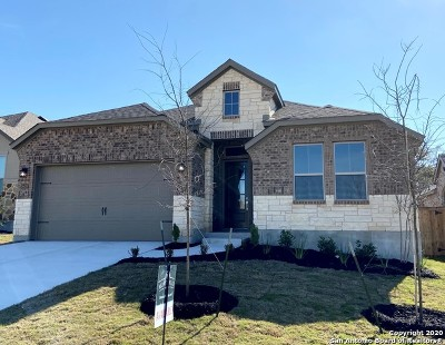 San Antonio Single Family Home New: 28429 Shailene Drive