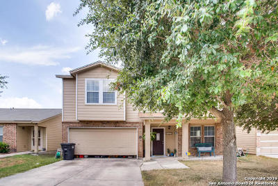 San Antonio Single Family Home New: 7223 Hibiscus Falls