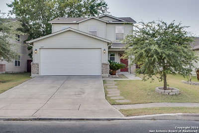 San Antonio TX Single Family Home New: $165,000