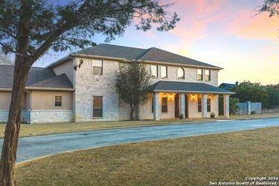 Kerrville Single Family Home New: 1506 Saddlewood Blvd