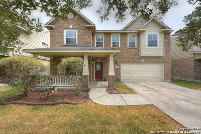 Cibolo Single Family Home New: 125 Glen Eagles Dr