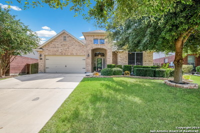 Cibolo Single Family Home New: 212 Kipper Ave