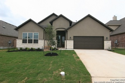 New Braunfels Single Family Home New: 1112 Carriage Loop