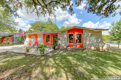 San Antonio Single Family Home New: 2402 Crest Ln