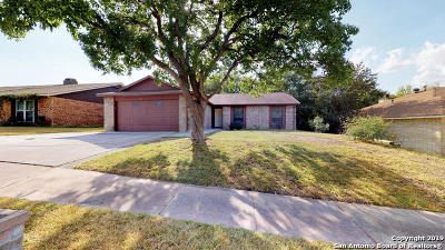 Live Oak Single Family Home New: 12039 Woodsrim St