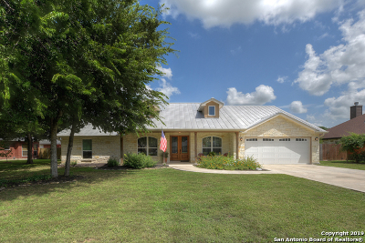 New Braunfels Single Family Home New: 344 River Park Dr