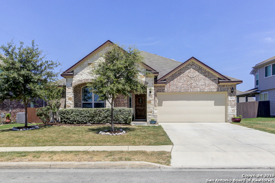 Schertz Single Family Home New: 2925 Mineral Springs