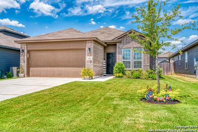 Selma Single Family Home New: 8233 Robin Gate